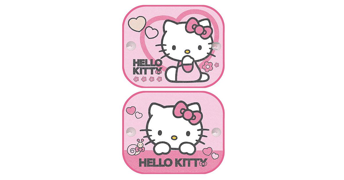 Sonnenschutz Seitenscheibe, Hello Kitty, 2er Pack Kinder