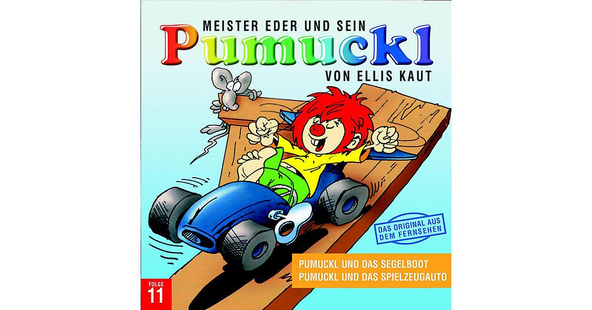 CD Pumuckl 11 - Pumuckl und das Segelboot/ Pumuckl und das Spiel Hörbuch