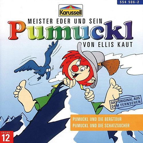 Universal CD Pumuckl 12 - und die Bergtour/ Schatzsucher Sale Angebote Hermsdorf