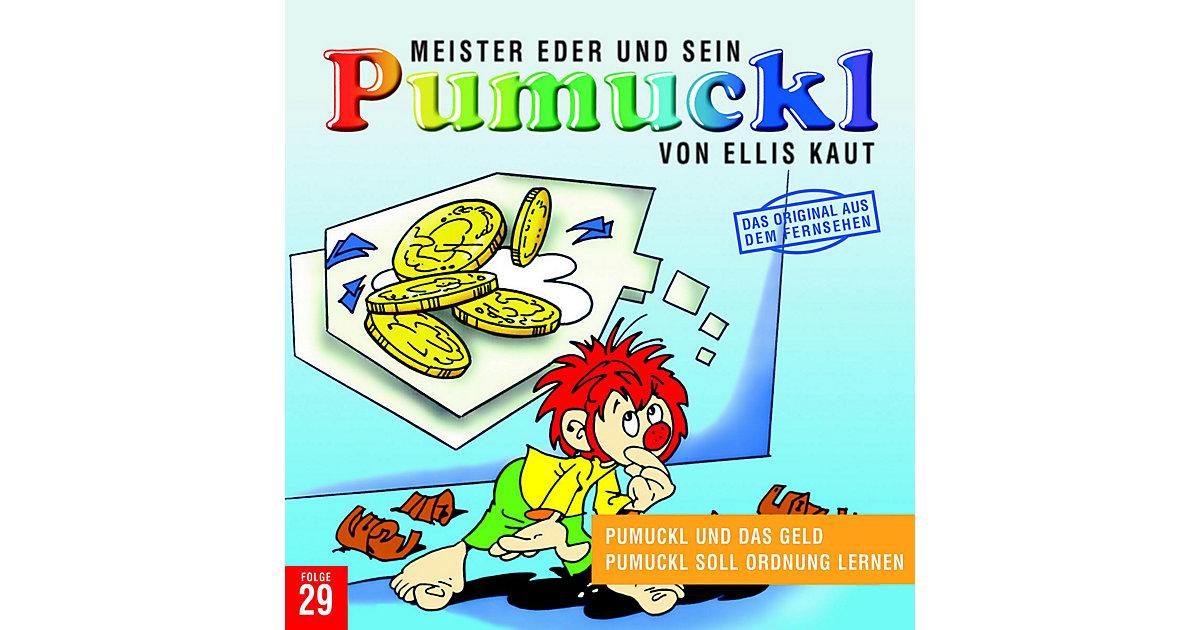 CD Pumuckl 29 - Pumuckl und das Geld/ soll Ordnung lernen Hörbuch