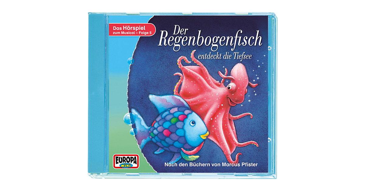 CD Der Regenbogenfisch 05 - ...entdeckt die Tie...