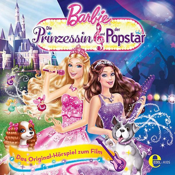 CD Barbie  Die Prinzessin und der Popstar zum Film Barbie  myToys
