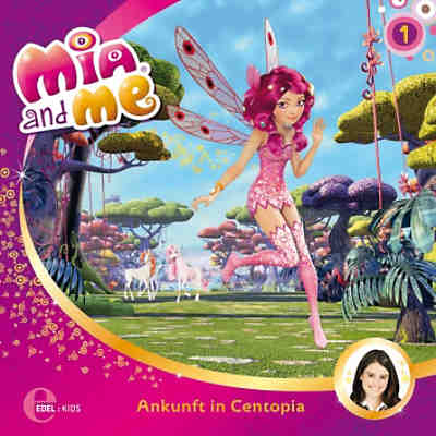 CD  Mia and me 01 - Ankunft in Centopia