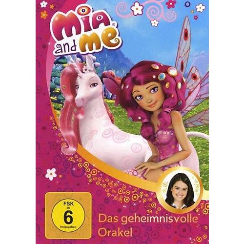 Edel DVD Mia and me 02 - Das geheimnisvolle Orakel Sale Angebote Proschim