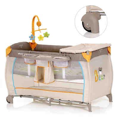 hauck reisebetten hauck kinderreisebetten online kaufen mytoys. Black Bedroom Furniture Sets. Home Design Ideas