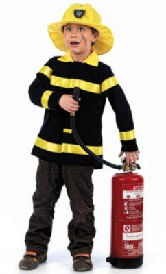 Kleidung & Accessoires Feuerwehr Kostüm Für Jungs Gr.104 Rot Wie Neu