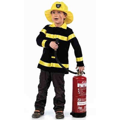 näher an heißer verkauf authentisch bestbewertetes Original Kinderkostüm Feuerwehrmann - Feuerwehr Kostüm für Kinder ...