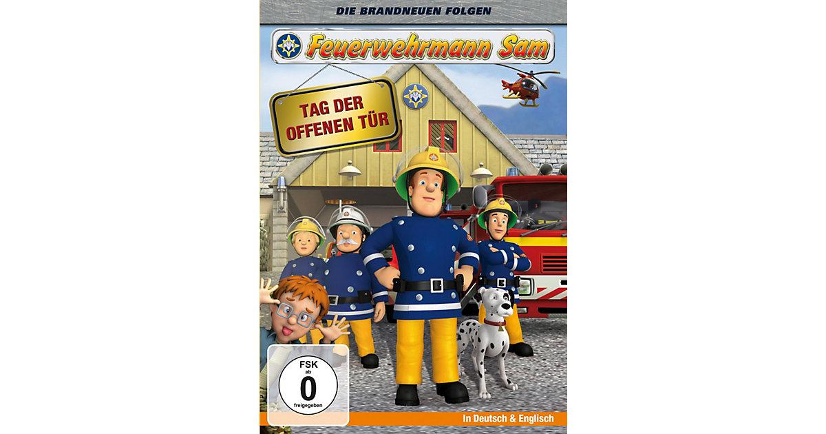 DVD Feuerwehrmann Sam - Tag der offenen Tür (Staffel 7 Teil 5) Hörbuch