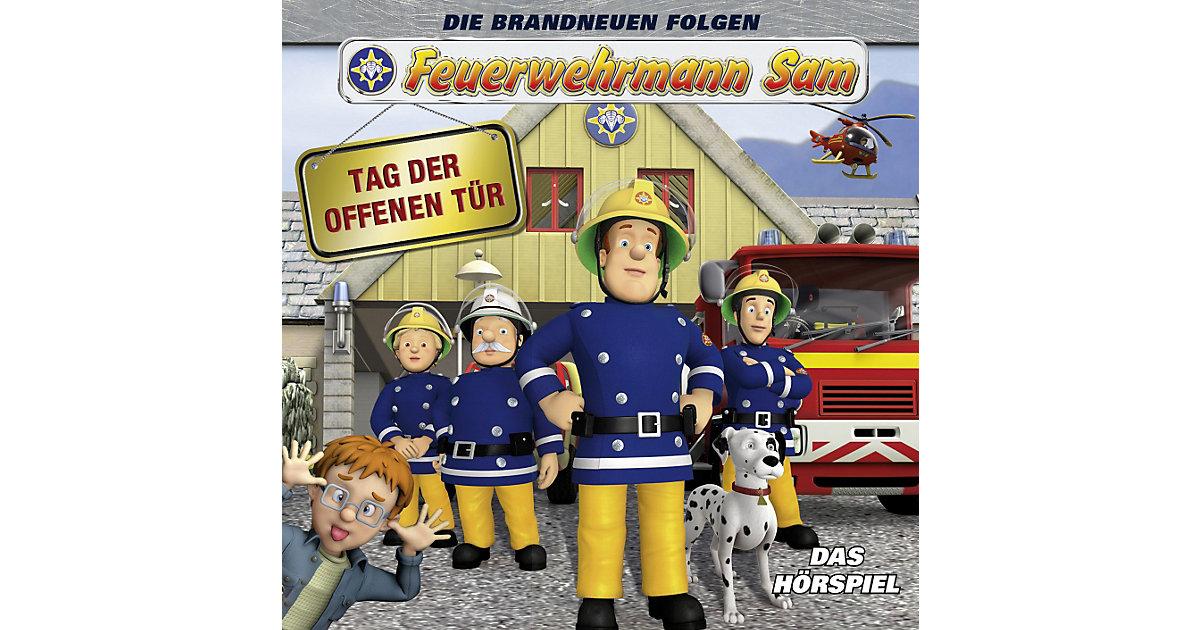 CD Feuerwehrmann Sam - Tag der offenen Tür Hörspiel (Staffel 7 Teil 5) Hörbuch
