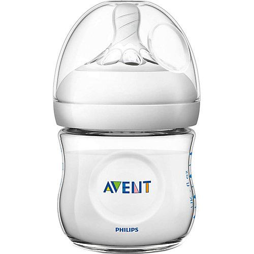 Бутылочка Philips Avent. Серия Natural с 0 мес, 125 мл от PHILIPS AVENT