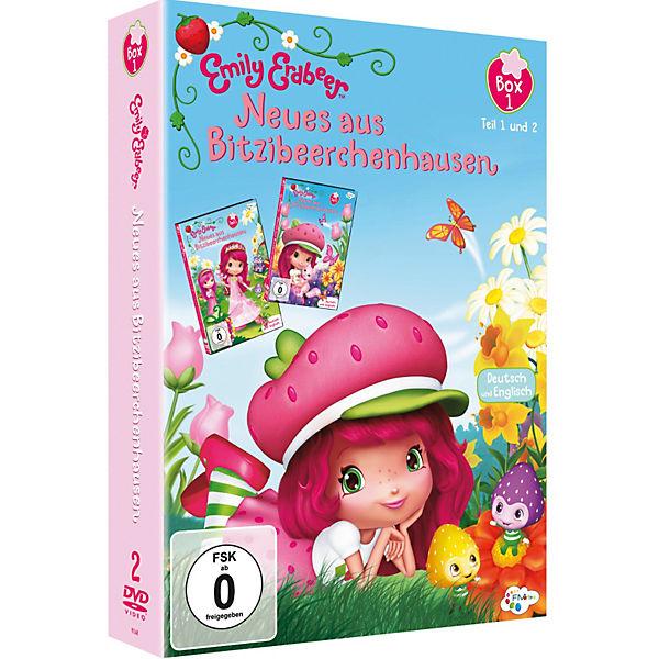 DVD Emily Erdbeer 2er Box 1 Teil 2