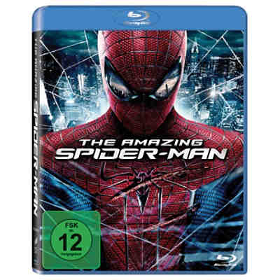BLU-RAY The Amazing Spider-Man