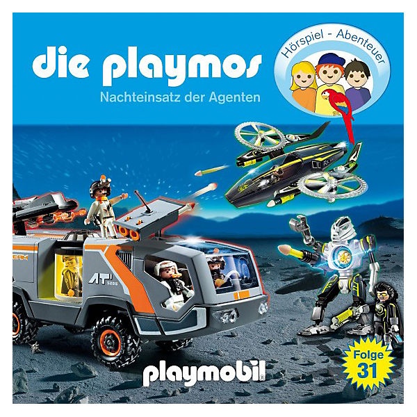 CD Die Playmos 31