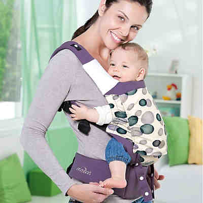 Babytrage Smart Carrier, blueberry