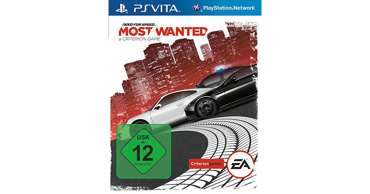 PSV Need for Speed Most Wanted