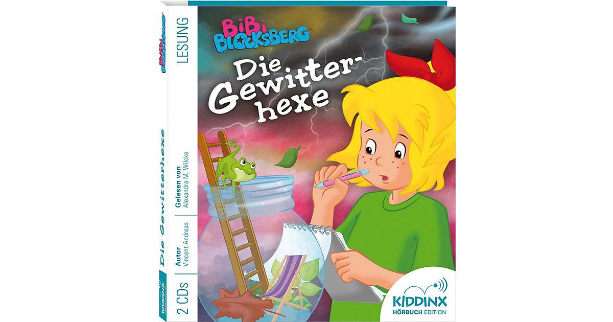 Bibi Blocksberg: Die Gewitterhexe, 1 Audio-CD