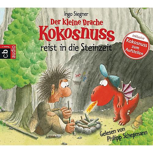 Drachekokosnuss Der kleine Drache Kokosnuss reist in die Steinzeit, Audio-CD Sale Angebote Hohenbocka