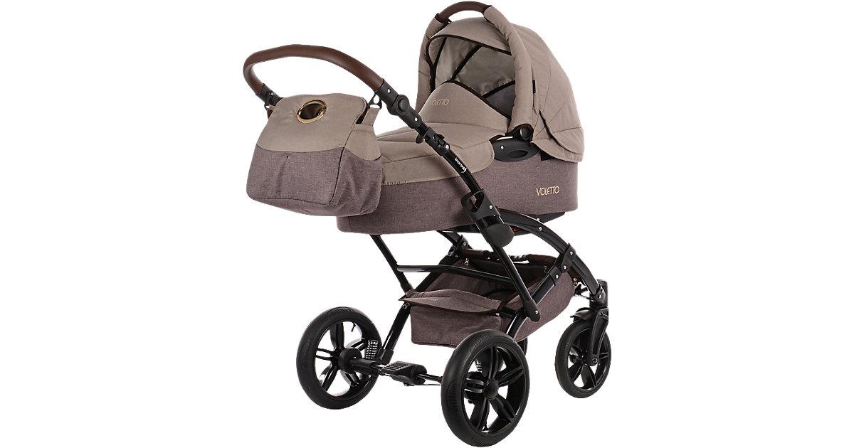 Knorr Toys · knorr-baby Kinderwagen Voletto Happy Colour beige-braun