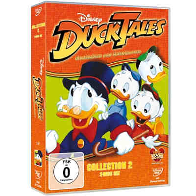 DVD Ducktales - Geschichten aus Entenhausen Collection 2