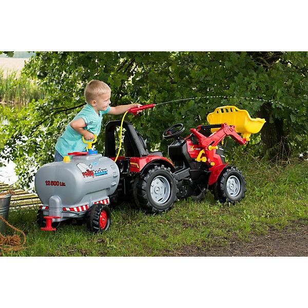 ROLLY TOYS Rolly Fassanhänger für Trettraktoren, Rolly Toys QBX7Py