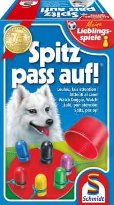 Spitz pass auf, Schmidt Spiele