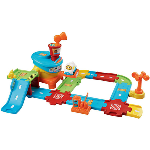 Tut Tut Baby Flitzer - Spielset Flughafen, Tut Tut Flitzer