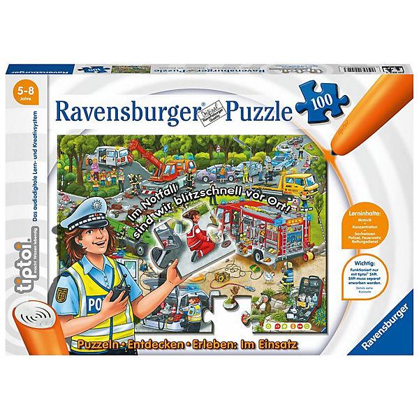 tiptoi puzzle im einsatz