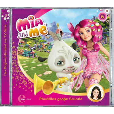 CD Mia and me 06 - Phuddles große Stunde