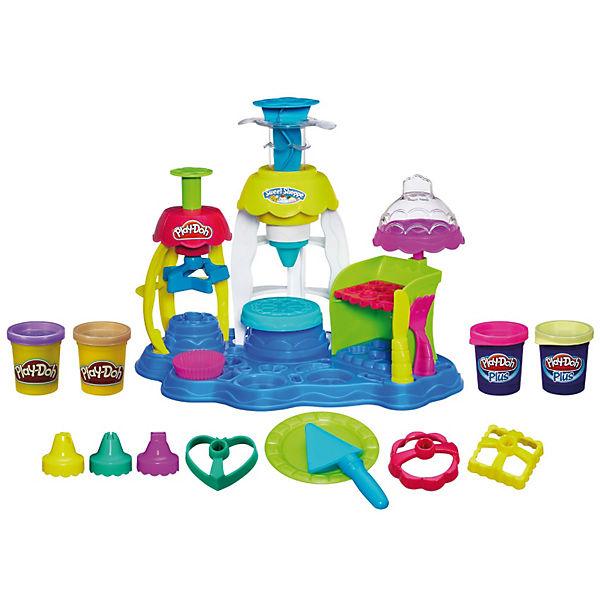 """Игровой набор """"Фабрика пирожных"""", Play-Doh Plus"""