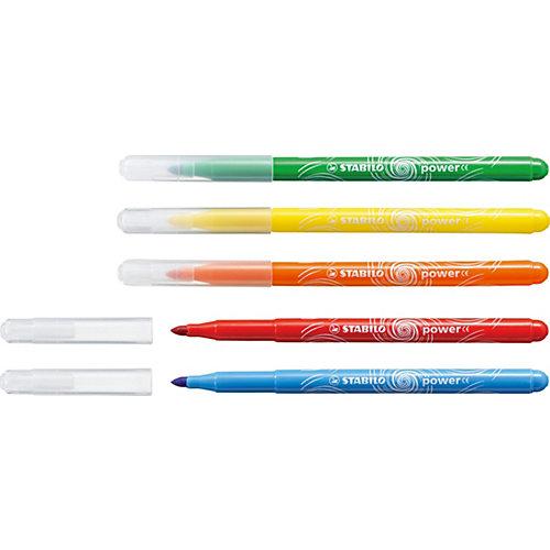 """Набор фломастеров Stabilo """"Power"""", 30 цветов от STABILO"""