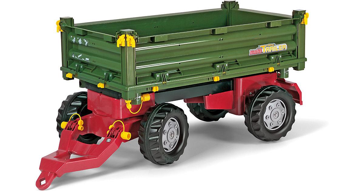 ROLLY TOYS Rolly Multitrailer 2-Achs-Dreiseiten...