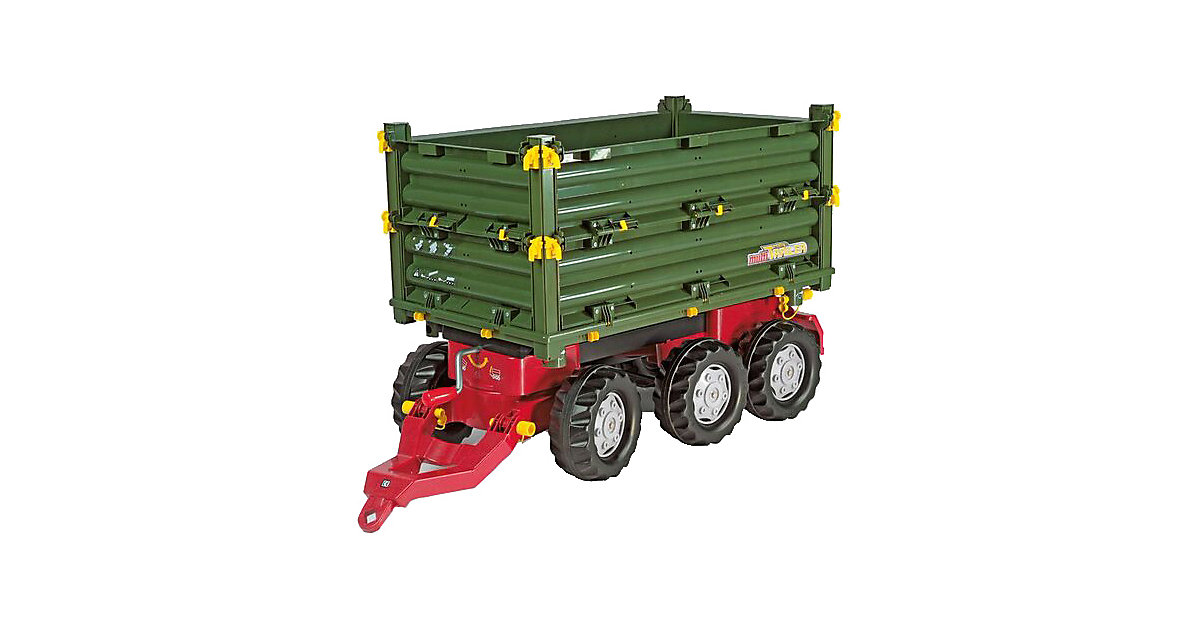 rolly toys · ROLLY TOYS rollyMulti Trailer 125012