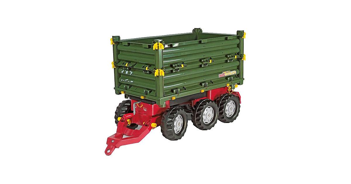 ROLLY TOYS Rolly Multitrailer 3-Achs-Dreiseiten...