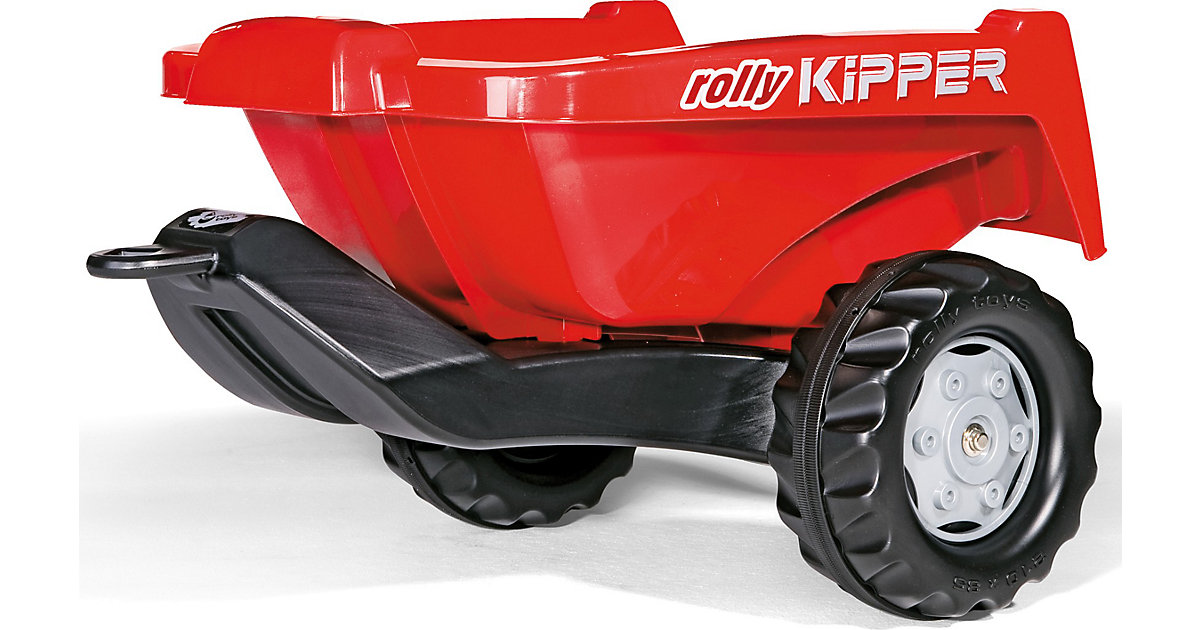 ROLLY TOYS Rolly Kipper-Anhänger, rot
