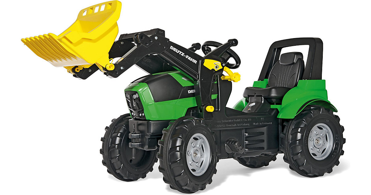 rolly toys · rolly®toys Farmtrac Deutz-Fahr Agrotron X 720 mit Lader