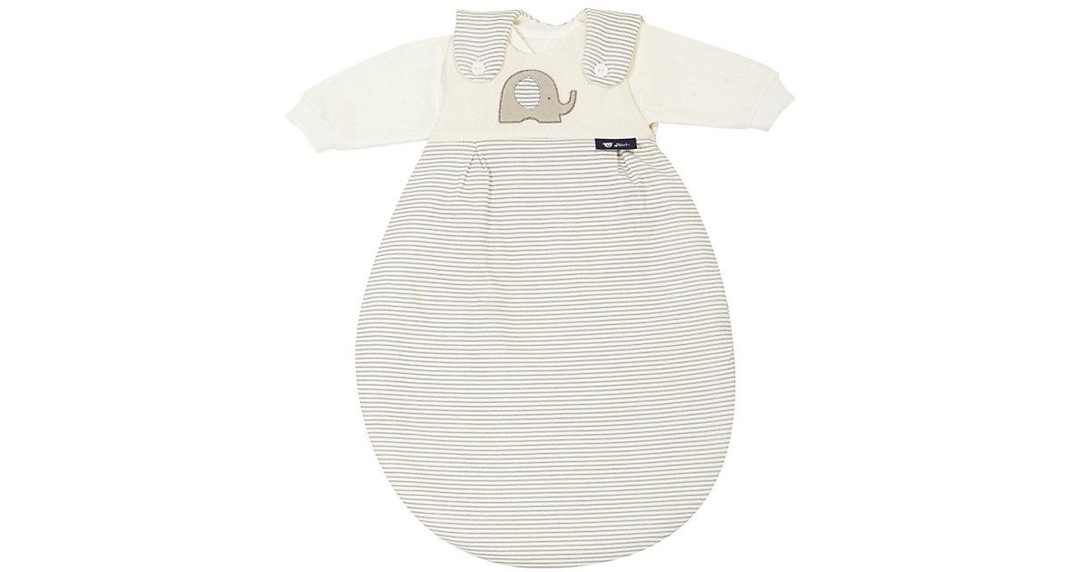 Schlafsack Baby Mäxchen Super Soft, Jersey, Elefant Gr. 68/74