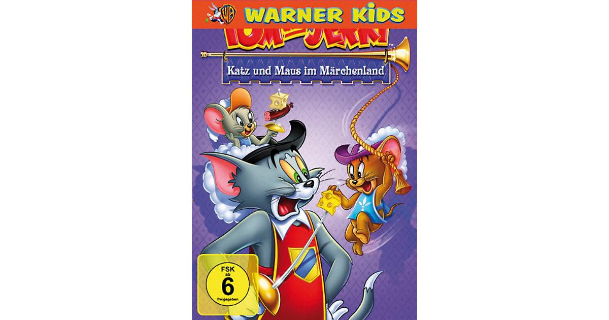 DVD Tom & Jerry: Katz und Maus im Märchenland