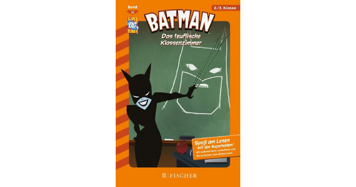 Batman 12: Das teuflische Klassenzimmer