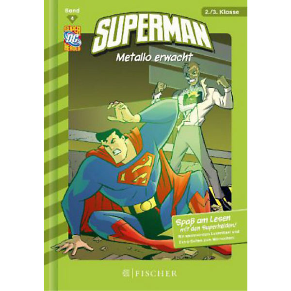 Superman 4: Metallo erwacht