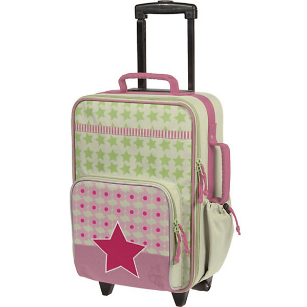Trolley 4kids, Starlight magenta
