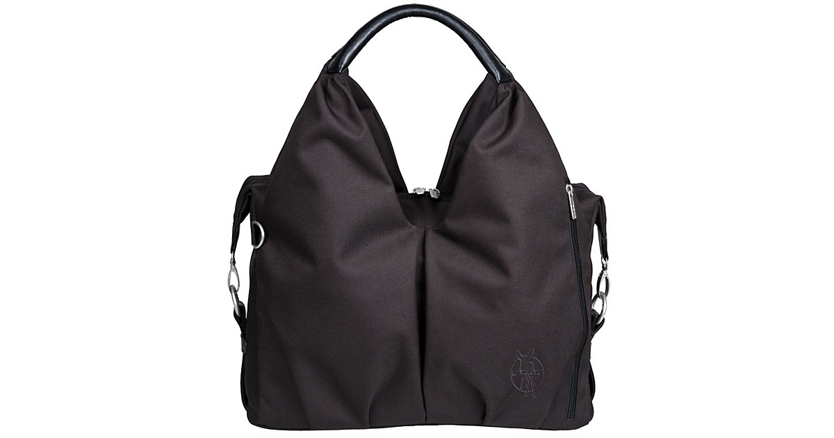 LÄSSIG · LÄSSIG Green Label Neckline Bag black