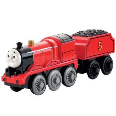 Thomas und seine Freunde - James (Holz, batteriebetrieben)