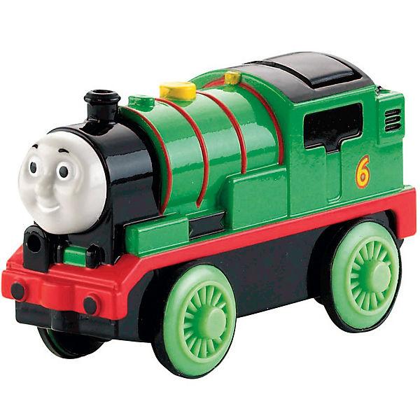 Thomas Und Seine Freunde Metall Lokomotive Percy Für Holzschienen