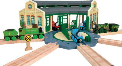 Thomas und seine Freunde - Lokschuppen (Holz)