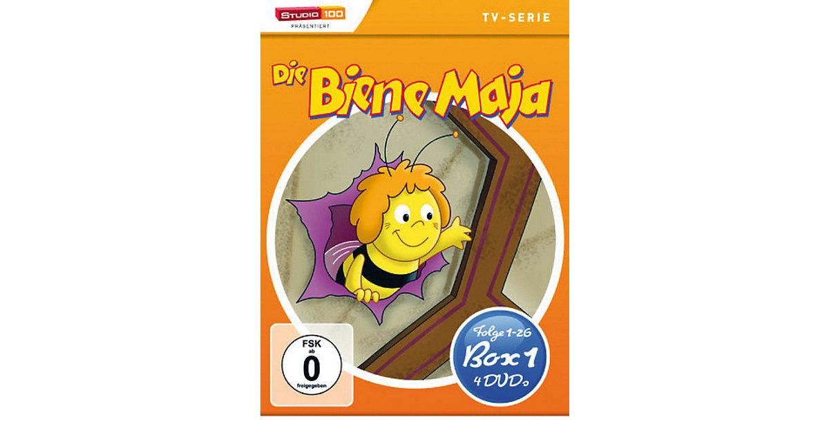DVD Die Biene Maja - Season 1.1 (Folge 1 - 26) Hörbuch
