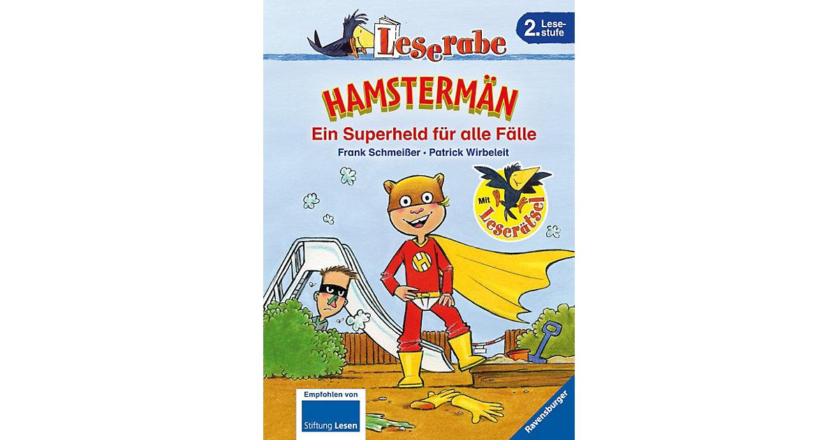 Hamstermän. Ein Superheld alle Fälle Kinder