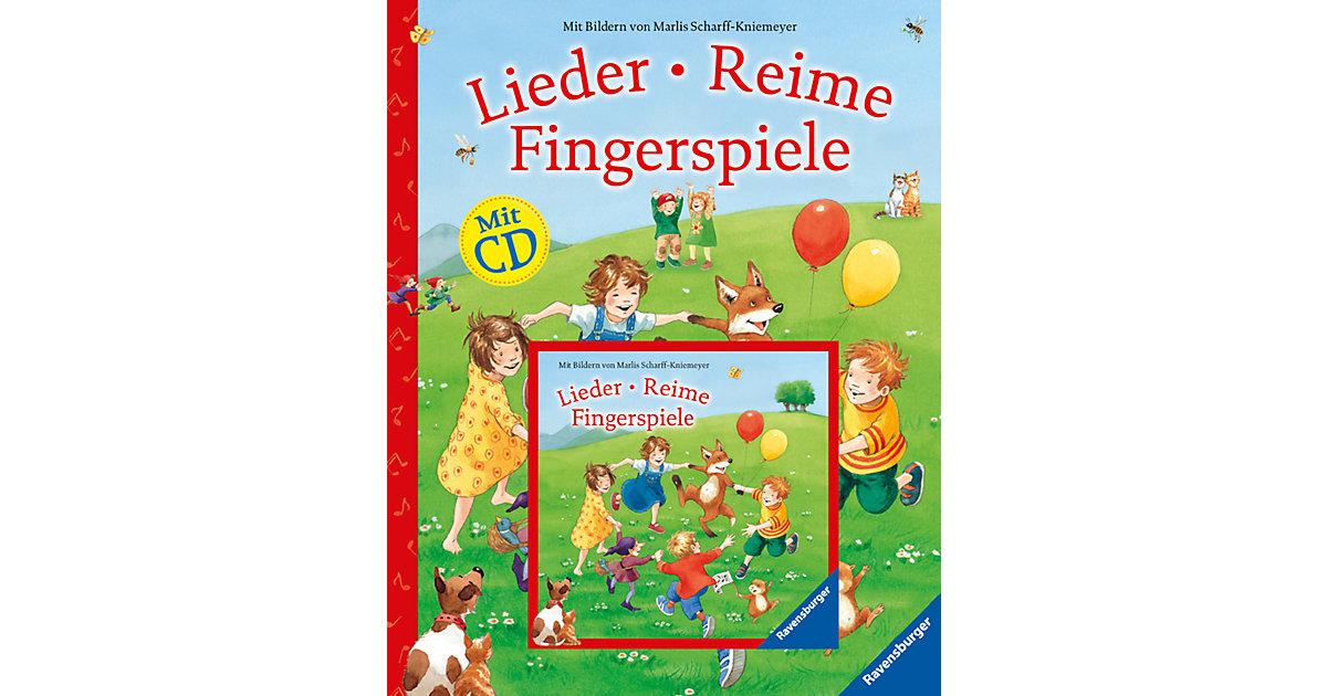 Ravensburger · Lieder, Reime, Fingerspiele (mit CD)