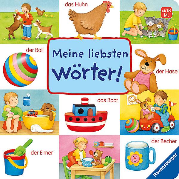 Meine liebsten Wörter, Susanne Gernhäuser, Monika Neubacher-Fesser