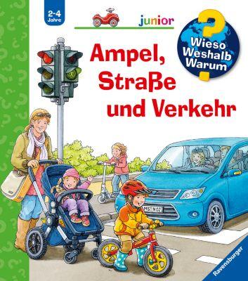 Buch - WWW junior Ampel, Straße und Verkehr