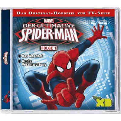 CD Der ultimative Spiderman 1